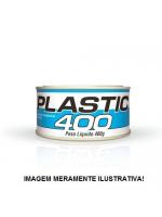 Massa Plástica  Branca 400g