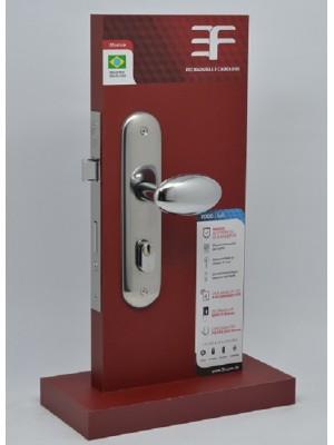 Fechadura Banheiro Taco de Golfe (40mm) CR
