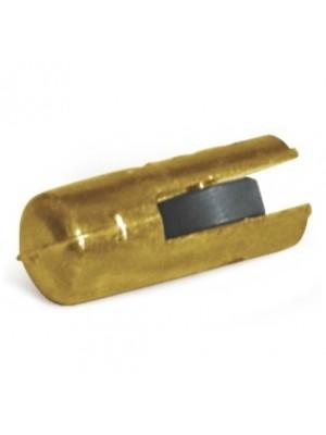 Rodizio Balinha 06mm - Zamac - Bicromatizado