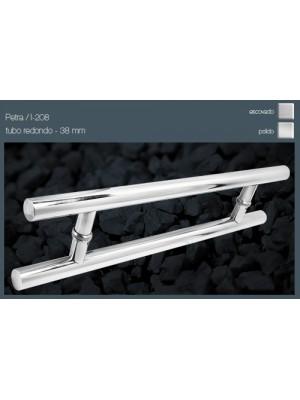 Puxador PETRA - Duplo - Tubular