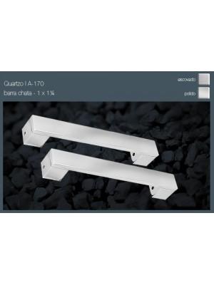 Puxador QUARTZO - 01 LADO - WF