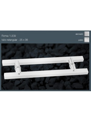 Puxador ROMA - Duplo - WF